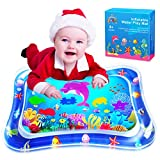 Best Baby Games - ZMLM Baby Tummy-Time Water Mat: Infant Toy Gift Review