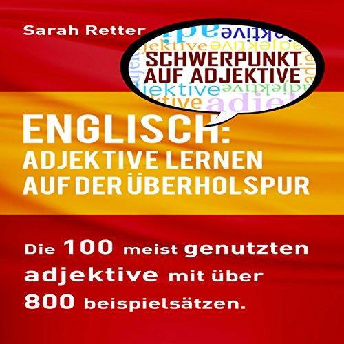 Englisch: Adjektive Lernen Auf Der Überholspur Titelbild