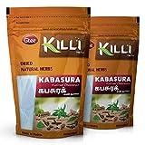 MA Group KILLI Kabasura Kudineer Chooranam Powder, 100g (Pack of 2)