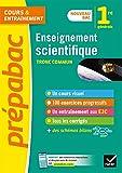 Enseignement scientifique 1re générale (tronc commun) - Prépabac: nouveau programme de Première (2020-2021)