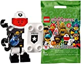 Lego 71029 Collectable Minifigures Series 21 - Space Police Guy