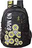 Skybags New Neon 30 L Backpack (Black)