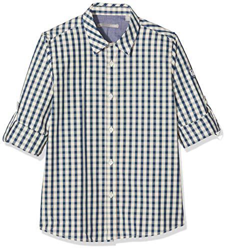 Mexx Jungen 951104 Hemd, Mehrfarbig (Checked 300032), (Herstellergröße: 134)