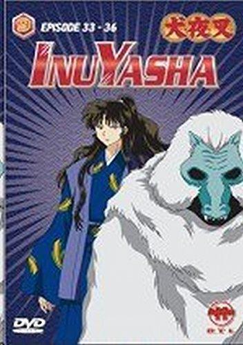 Inu Yasha Vol. 9 - Episode 33-36