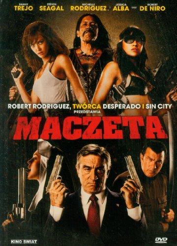 Machete [DVD] [Region 2] (IMPORT) (Keine deutsche Version)
