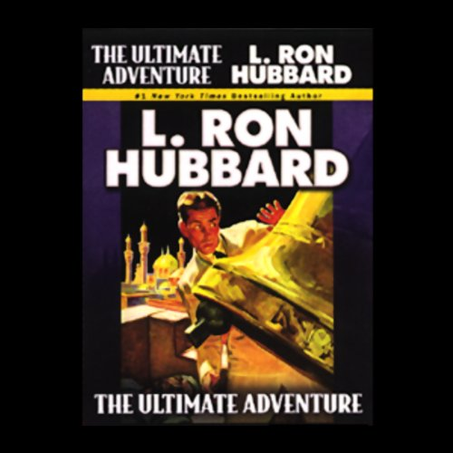 The Ultimate Adventure cover art