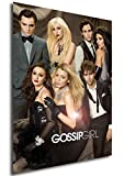 Instabuy Poster Gossip Girl - Theaterplakat (A3 42x30)