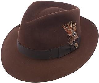 d6a40df39e49d Stetson Men s Stetspm Chatham Royal Deluxefur Felt Hat