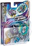 Beyblade Burst Surge Speedstorm Glide Dullahan D6 y Minoboros M6-Juego de 2 pezones de competición, Color (Hasbro F2300ES0)