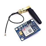 Dastrues sim800l Wireless GPRS gsm moduld SIM Board 5V bandae Quad Band L Antenna di Forma per Arduino