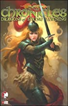 Dragonlance Chronicles Dragons of Spring Dawning Issue 3 (volume 3)