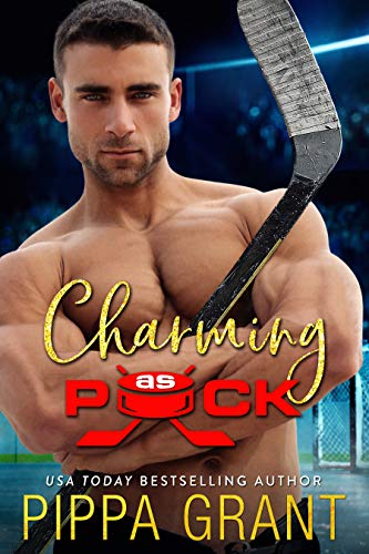 Charming as Puck (The Copper Valley Thrusters Book 4)
