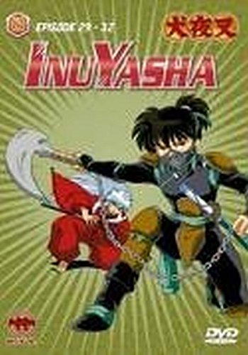 Inu Yasha Vol. 8 - Episode 29-32