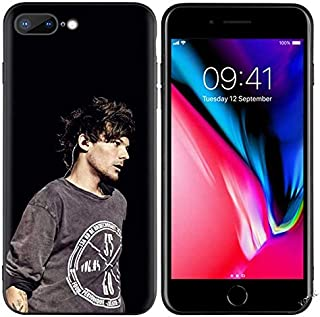 Inspired by louis tomlinson Phone Case Compatible With Iphone 7 XR 6s Plus 6 X 8 9 Cases XS Max Clear Iphones Cases High Quality TPU - Back To You - Collectables- Jacket Pin- 32999388138