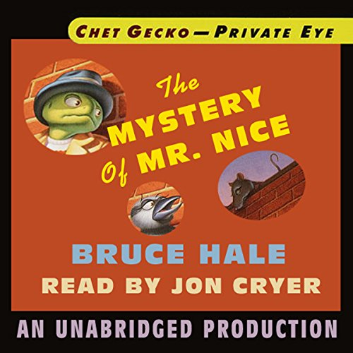 Chet Gecko, Private Eye, Book 2 cover art