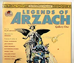 Legends of Arzach Gallery 1 : The Charcoal Burner of Ravenwood