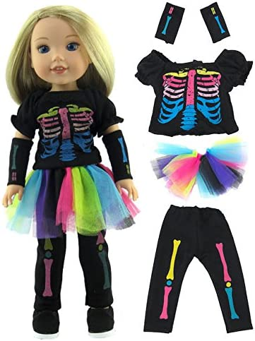 American Fashion Sales of SALE items Over item handling ☆ from new works World Electric Neon in Skeleton Costume 14 fits