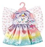 Zapf Creation-zaft Baby Born 829301 Unicorn Fairy Outfit 43cm