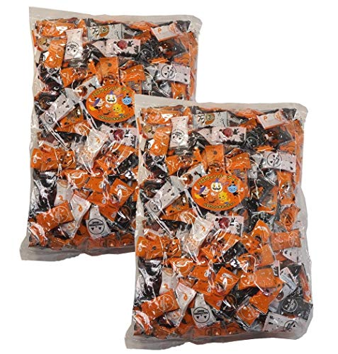 大加製菓 小粒ハロウィンキャンディ 1kg x2袋セット(約780粒)