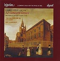 Avison: Concerti Grossi by Brandenburg Consort (2013-05-03)