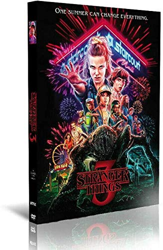 New Stranger Things Season 3 DVD 2020
