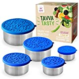 TAVVA Stainless Steel Food Storage Containers...