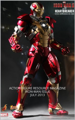 Action Figure Resource Magazine July 2013 (English Edition)