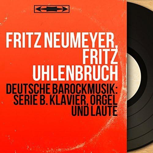 Fritz Neumeyer, Fritz Uhlenbruch