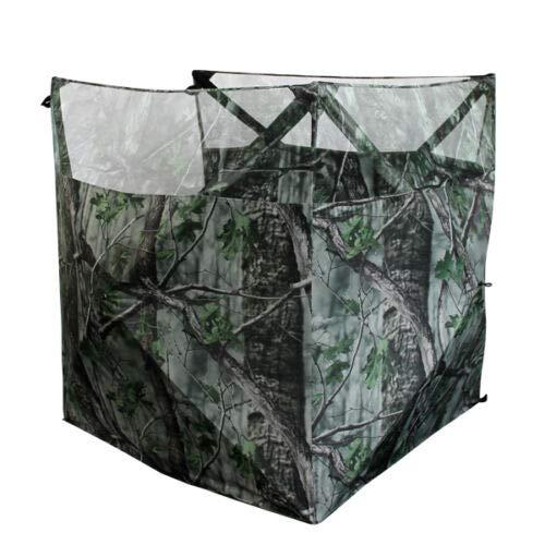 Savage Island Tente Télescopique de Camouflage 3 Cotés pour Observation (JXC Camo)
