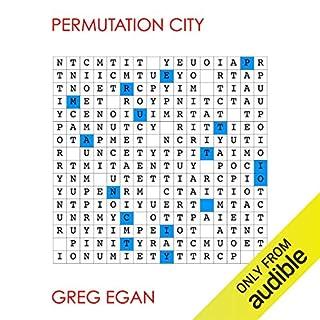 Couverture de Permutation City