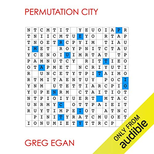 Permutation City cover art