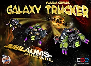 Heidelberger CZ027 - Galaxy Trucker: Jubiläumsausgabe (B00APXKZX4) | Amazon price tracker / tracking, Amazon price history charts, Amazon price watches, Amazon price drop alerts