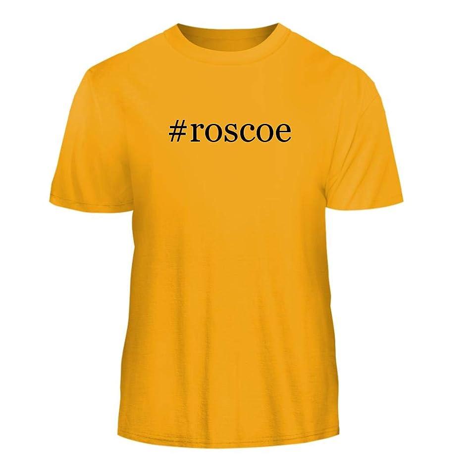 #Roscoe - Hashtag Nice Men's Short Sleeve T-Shirt