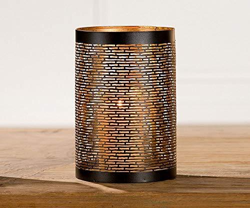 GILDE Windlicht 'Zylinder', 22 cm, Sortiert