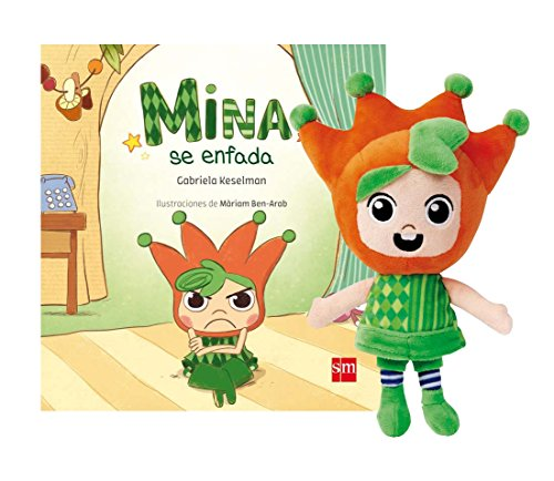 Mina se enfada (Sonrisas) + muñeca Teddy