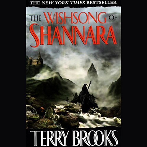 The Wishsong of Shannara Audiobook By Terry Brooks cover art