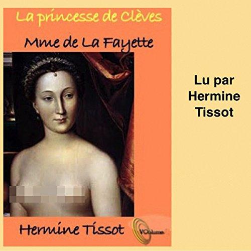 Page de couverture de La princesse de Clèves