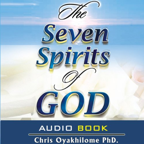 Seven Spirits of God audiobook cover art