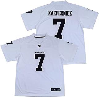 Men's #ImWithKap Colin #7 Kaepernick IM with KAP American Football Jersey Stitched