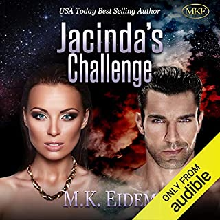 Jacinda's Challenge cover art