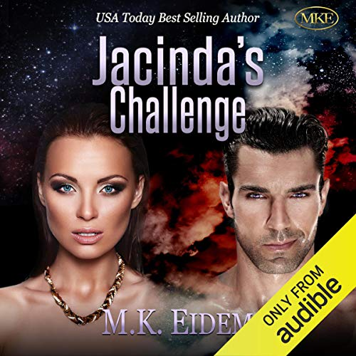 Jacinda's Challenge  By  cover art