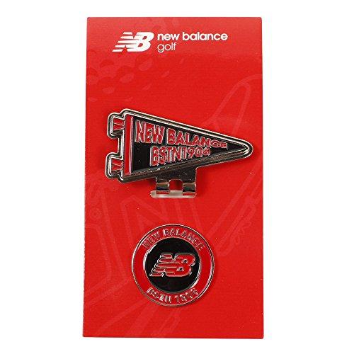 ニューバランス(ニューバランス) クリップマーカー 012-8184016-010 (ブラック/FF/Men's、Lady's、Jr)