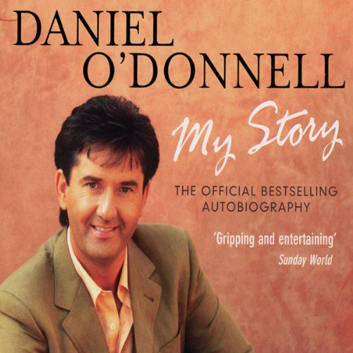 Daniel O'Donnell audiobook cover art
