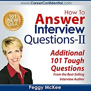 How to Answer Interview Questions - II audiobook cover art