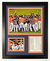 """Legends Never Die Houston Astros 2017 World Series Championship Collectible 