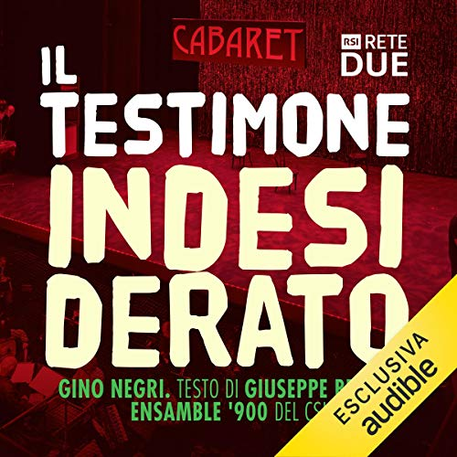 Il testimone indesiderato cover art