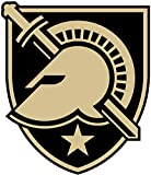 Sticker Vinyl West Point Army Black Knights NCAA Premium Quality Decals Indoor/Outdoor Use for Car Bumper Vehicle Laptop Window & Any Surfaces, 3' Tall