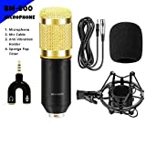 DEVICE OF URBAN INFOTECH BM 800 Professional Condenser Dynamic Microphone Set for Studio