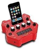 Jammin Pro i-GX - Dock para Apple iPod con procesador de efectos guitarra