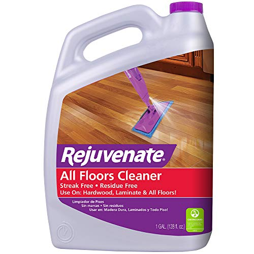 Rejuvenate High Performance All-Floors No Bucket Needed Floor Cleaner Powerful PH Balanced...
